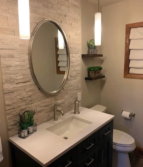 Theresa Bathroom Remodeler