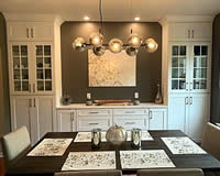Ward Dining Room Cabinetry Designer